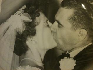 Rod and Beth Salmon Wedding